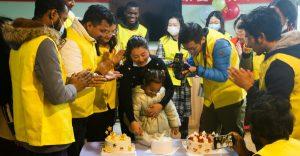 চীনে বাংলাদেশি শিক্ষার্থীর উদ্যোগে স্বেচ্ছাসেবী সংগঠন
