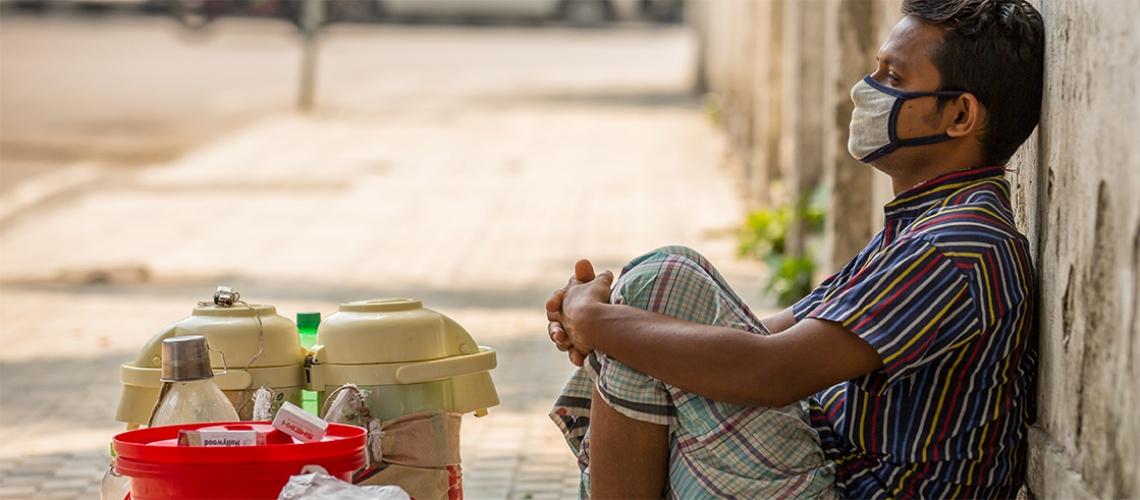 করোনার নিষেধাজ্ঞায় কর্মহীনদের জন্য বরাদ্দ ৫৭২ কোটি টাকা