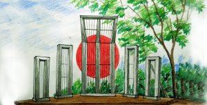যুক্তরাষ্ট্রের মিশিগানে নির্মিত হচ্ছে স্থায়ী শহীদ মিনার