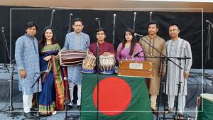 কায়রোতে আন্তর্জাতিক ঢোল উৎসবে বাংলাদেশ
